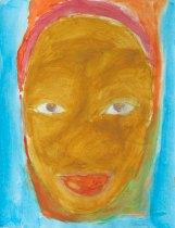 DESSINE-MOI UN FRANCAIS! - Autoportraits couleurs (2006-2007)
